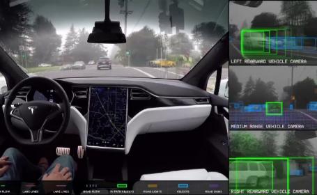 masini autonome