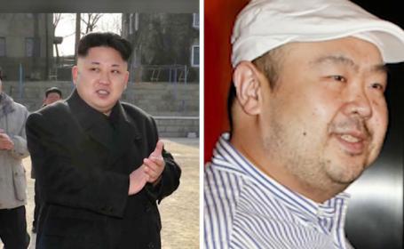 Kim Jong-un, KIm Jong-nam, stiri