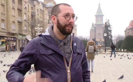 Experienta unui student francez venit sa faca practica la Timisoara: \
