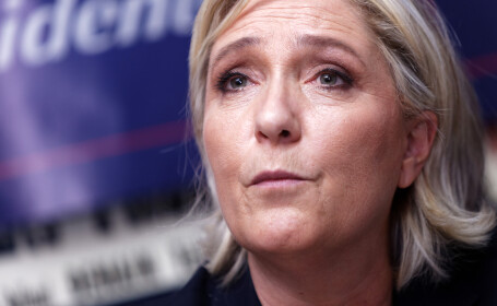 Marine Le Pen - Getty