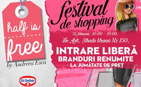 Andreea Esca, shopping