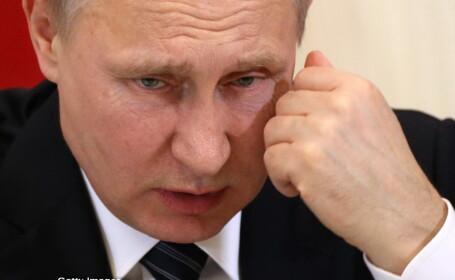 Vladimir Putin, getty