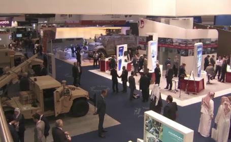 Conflictele din Orientul Mijlociu au crescut vanzarile de arme. Contracte de mld. de dolari incheiate intr-o zi, la Adu Dhabi