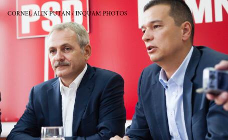 Liviu Dragnea si Sorin Grindeanu