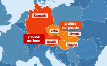 Este sau nu Estul Europei \