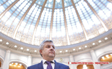Florin Iordache, ministrul Justitiei