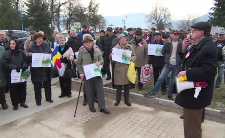 protest orsova