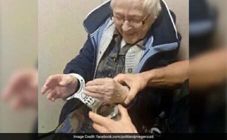 Annie, 99 de ani, arestata