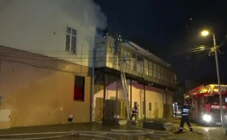 incendiu botosani