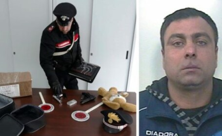 roman arestat de carabinieri
