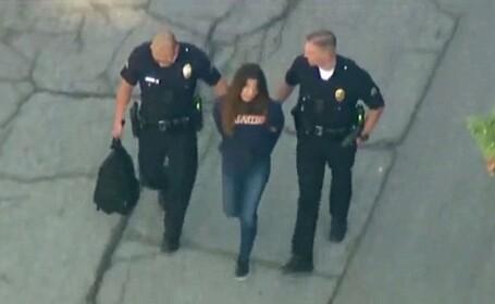 Focuri de armă într-o școală din Los Angeles. Doi elevi au fost împușcați