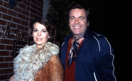Natalie Wood si Robert Wagner in 1980
