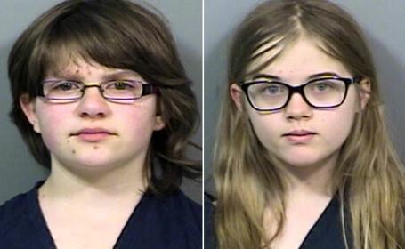 Cazul Slender Man. Pedeapsa primită de copila care și-a înjunghiat prietena de 19 ori