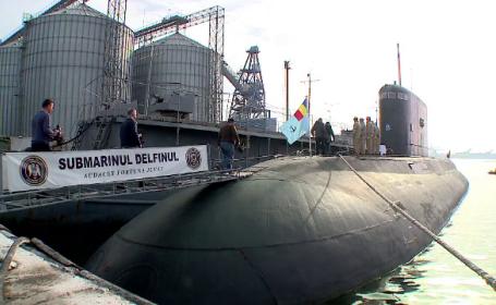 submarin, mihai fifor, portul constanta