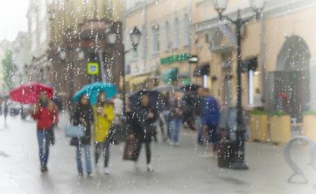ploaie, vremea, prognoza meteo