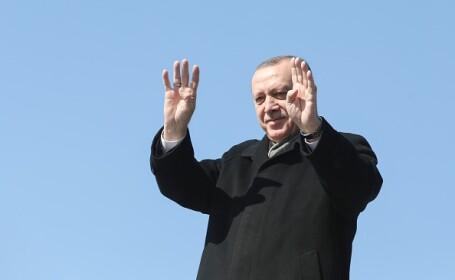 Erdogan: Vrem aderare deplină la UE. Alte opţiuni nu ne satisfac