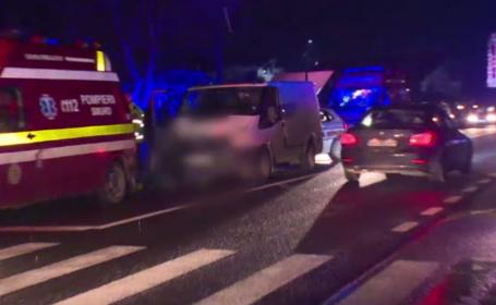 Impact mortal pentru o femeie, după ce a ales să traverseze strada printr-un loc nepermis