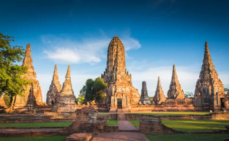 Remușcările l-au determinat pe un turist să returneze cărămizile furate dintr-un templu thailandez