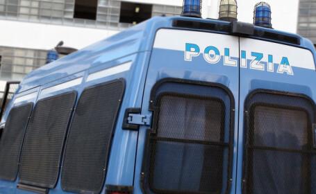 duba de politie din Italia