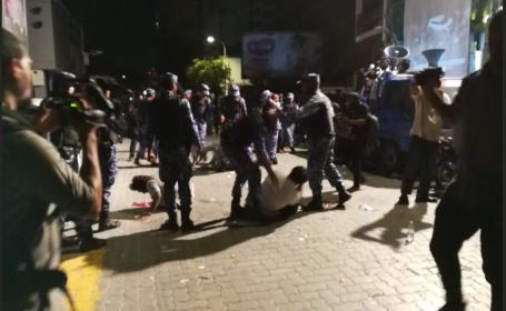 Stare de urgență în Maldive, pe fondul crizei politice din ultima perioadă