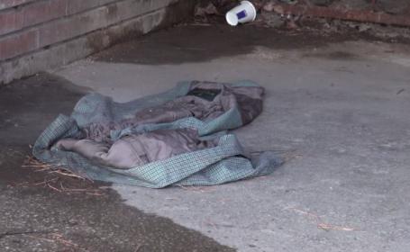 Bărbatul suspectat că a ucis un om al străzii în Galați, reținut. Motivul scandalului