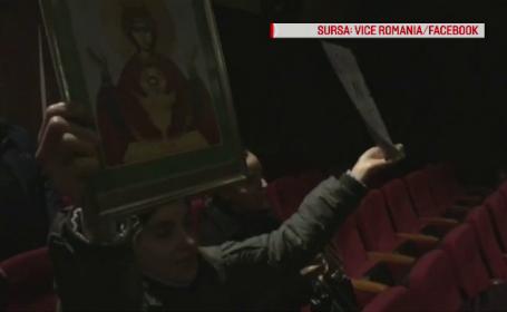 Biserica Ortodoxă Română condamnă incidentul de la Muzeul Țăranului Român