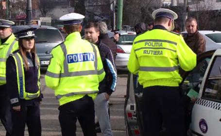 """Taximetriștii din Timișoara, luați la control: """"Mi se pare un abuz și japcă la drumul mare"""""""