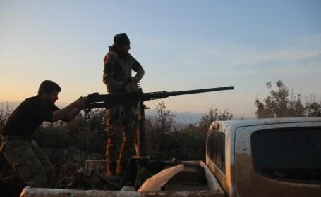 Cinci jihadişti ar fi evadat dintr-o închisoare din Siria după tiruri ale armatei turce