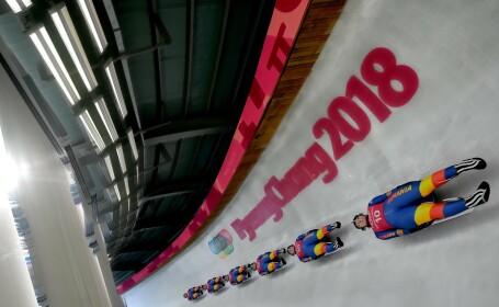 JO PyeongChang, România