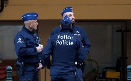 Plic suspect primit în clădirea unde se află consulatul român din Bruxelles. Patru persoane, duse la spital
