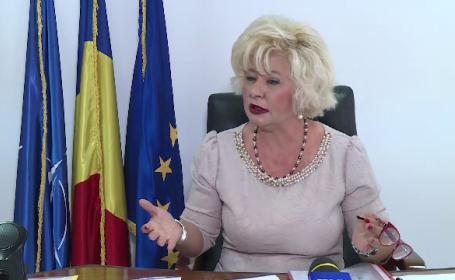 """Grațiela Drăghici, despre folosirea greșită a cuvântului """"motostivuitor"""": """"Eram sub presiunea timpului"""""""