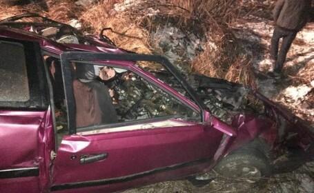 Tragedie pe o șosea din Mureș: trei tineri au murit, iar un al patrulea e în stare critică