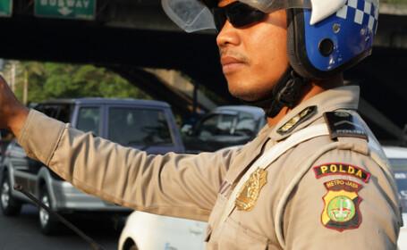 Ofițer Indonezia