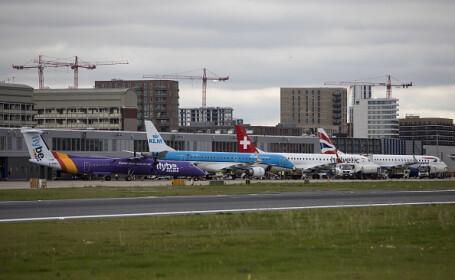 Aeroportul London City