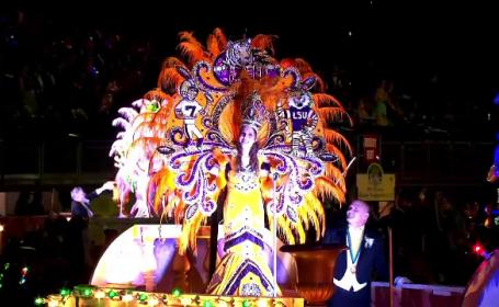 Carnavalul din New Orleans: mii de oameni au asistat la parada care anunță lăsata secului