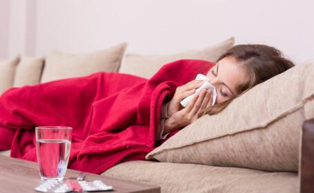 A început sezonul infecţiilor respiratorii. Semnalele pe care le transmit ganglionii inflamați