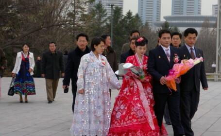 Cum își caută nord-coreenii jumătatea. Statutul social, mai important decât iubirea