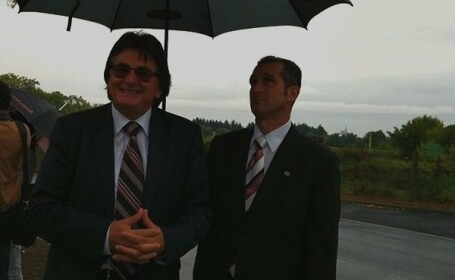 Nicolae Robu şi Vasile Paraschiv
