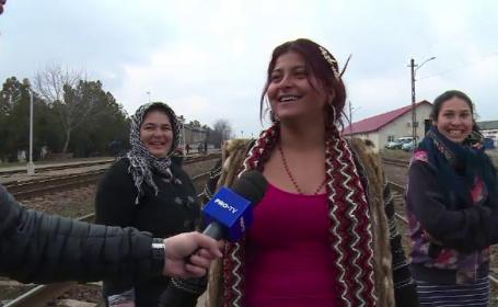 """Ghicitoare asistată social în Răcari - Dâmbovița: """"Am ghicit pe băț că o să muncesc"""""""