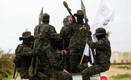 militanti ai jihadului islamic din gaza