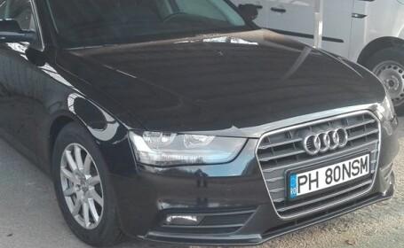 Audi A4 Avant, confiscat de inspectorii ANAF, scos la licitație