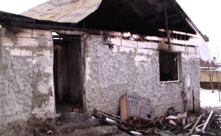 Barbat din Iasi acuzat şi-a ucis partenera, apoi a incendiat locuinţa ca să ascundă crima