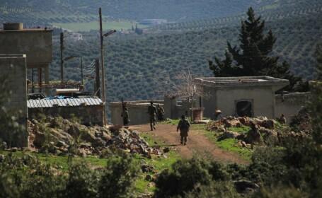 Armata siriană a intrat în enclava kurdă Afrin. Erdogan anunța asedierea orașului