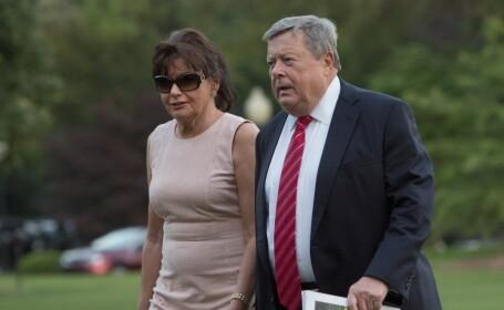 Părinţii Melaniei Trump au devenit rezidenţi permanenţi în SUA