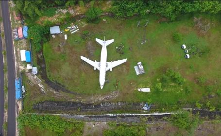 Avion misterios bali