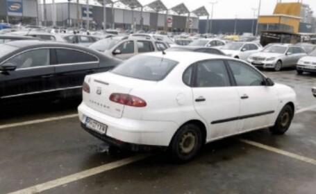 """Mesajul unui brașovean către un prahovean care a parcat pe patru locuri: """"Bine ai venit în Ardeal!"""""""