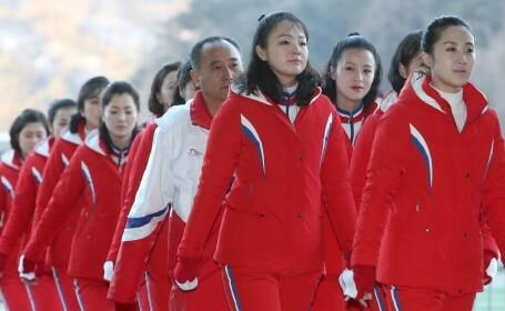 Dezertor: majoretele din Coreea de Nord, obligate să facă sex cu consilierii lui Kim Jong-Un
