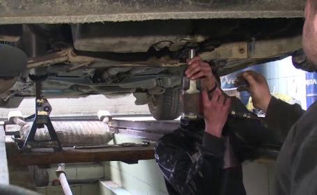 Liceul din România de pe băncile căruia ies mecanici și șoferi