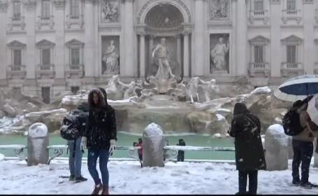 ninsoare roma