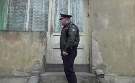 Polițist devenit erou în Baia Sprie. Ce a observat când a trecut prin fața unei case din oraș
